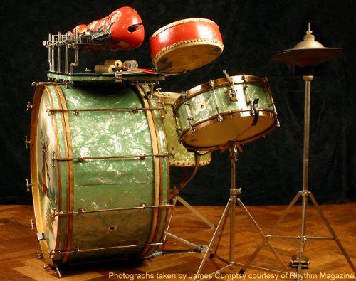 vintage drums talk home. Black Bedroom Furniture Sets. Home Design Ideas